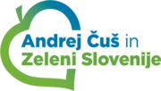 Andrej Cus and Greens of Slovenia logo.png