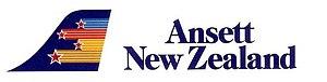 Ansett New Zealand - Image: Ansett NZ Logo