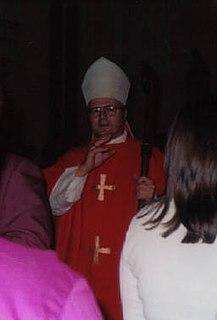 Jerome Hanus American Benedictine monk and archbishop