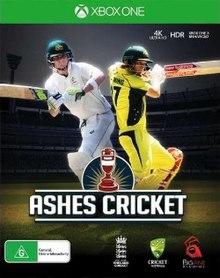 Ashes Cricket Wikipedia