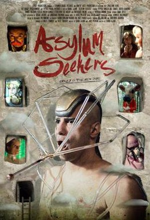 Asylum Seekers (film) - Film poster