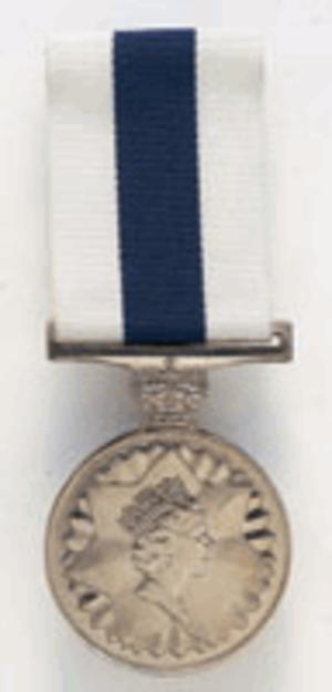 Australian Police Medal - Image: Australian Police Medal