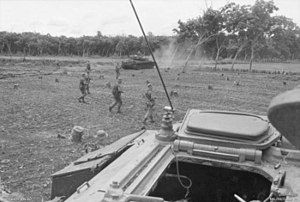 Australian troops during Operation Hammer SVN 1969 (AWMBEL690382VN).jpg