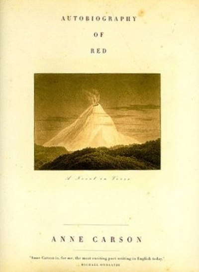 Picture of a book: Autobiography Of Red