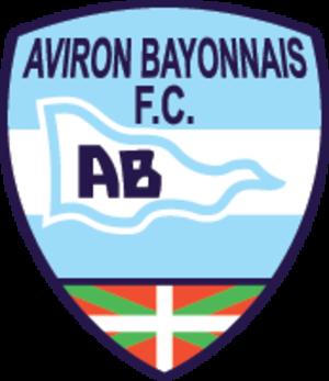 Aviron Bayonnais FC - Image: Aviron Bayonnais