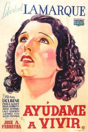 Help Me to Live - Image: Ayúdameavivir poster