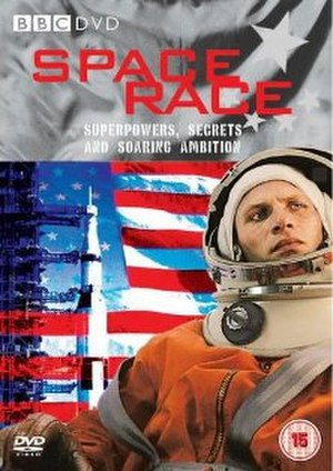 Space Race (TV series) - Image: BBC Space Race DVD Cover