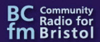 BCFM - Image: BCFM Community Radio for Bristol (logo)