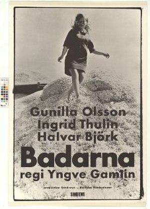 Badarna - Film poster