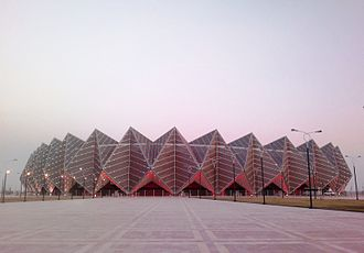42nd Chess Olympiad - Baku Crystal Hall