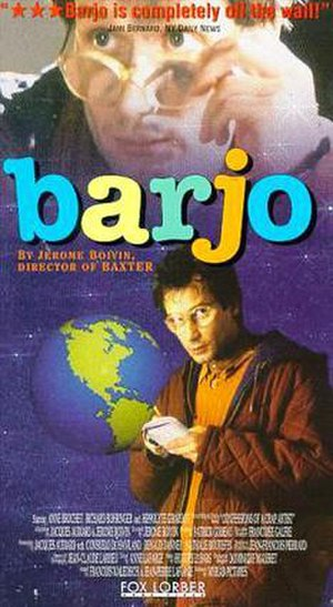Confessions d'un Barjo - American vhs cover