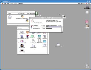 Basilisk II Open Source 68k Macintosh emulator