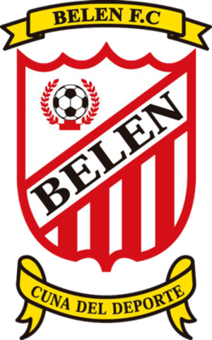 Belén F.C. - Image: Belén FC logo