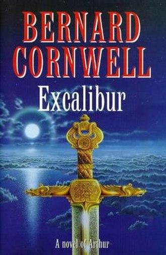 Excalibur: A Novel of Arthur - First edition cover