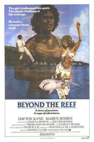 Beyond the Reef (film) - Theatrical release poster