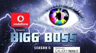 Bigg Boss 6 - Image: Bigg Boss 6