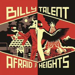 Afraid of Heights (Billy Talent album) - Image: Billy Talent Afraid of Heights