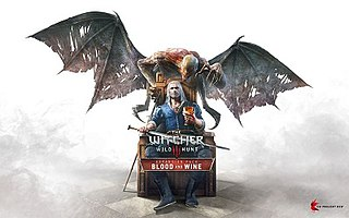<i>The Witcher 3: Wild Hunt – Blood and Wine</i> 2016 video game