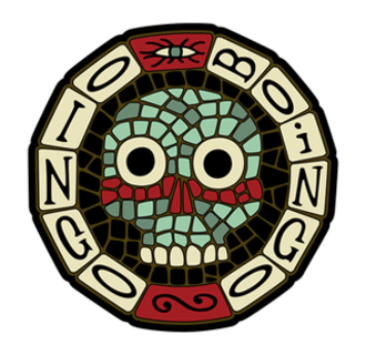 Oingo Boingo - Oingo Boingo logo, adopted around the late 1980s