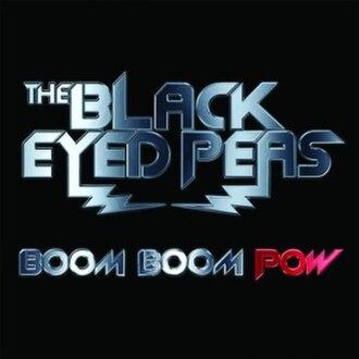 Boom Boom Pow - Image: Boom Boom Pow cover