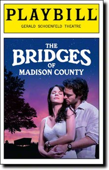 Bridges of Madison County Playbill cover.jpg