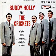 Buddy Holly and The Crickets (Coral, 1962)