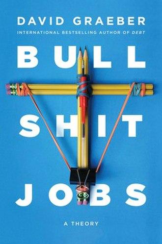 Bullshit Jobs - Image: Bullshit Jobs