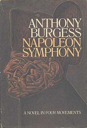 Napoleon Symphony -  1974 Alfred A. Knopf edition