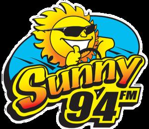 CJUV-FM - Image: CJUV sunny 94FM logo