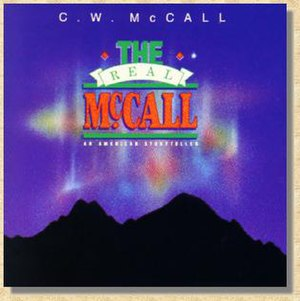 The Real McCall: An American Storyteller - Image: CW Mc Call Real