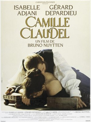 Camille Claudel (film) - Film poster