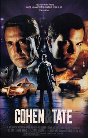 Cohen and Tate - Theatrical release poster