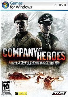 Company Of Heroes Opposing Fronts Wikipedia
