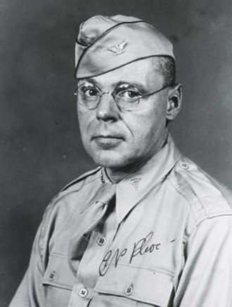 Cornelius P. Rhoads - Photograph of Rhoads taken by the U.S. Army, 1943