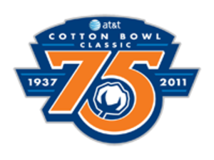 2011 Cotton Bowl Classic - Image: Cotton Bowl 75th Annual
