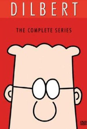 Dilbert (TV series) - DVD cover