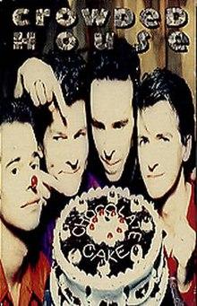 Chocolate Cake Lyrics Crowded House
