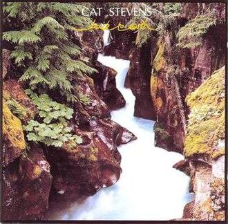 Back to Earth (Cat Stevens album) - Image: Csbtefc