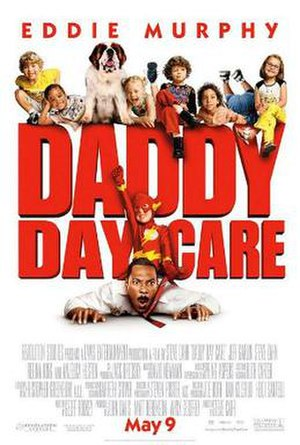 Daddy Day Care - Theatrical release poster