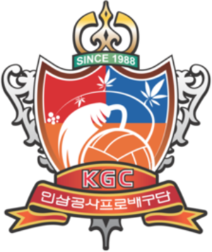 Daejeon KGC