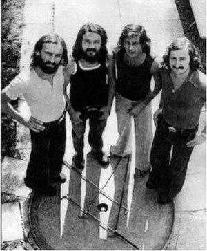 Dah (band) - Image: Dahband