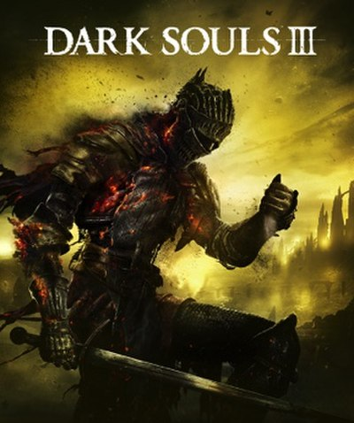 Picture of a game: Dark Souls III