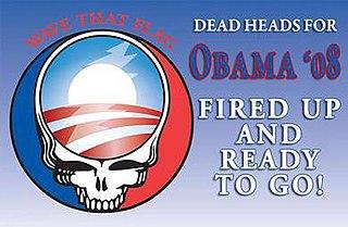 Deadheads for Obama