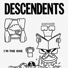 Milo Descendents Everything Sucks single's cover is the ...