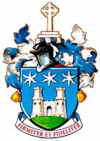 Dilworth School - Image: Dilworth School Crest