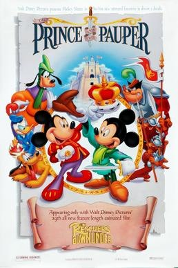 Disney's The Prince and the Pauper (1990)