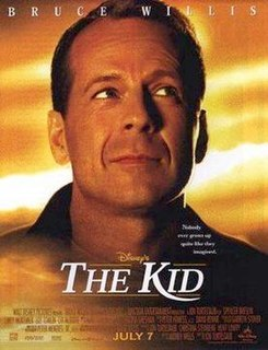 <i>Disneys The Kid</i> 2000 film produced by Walt Disney Pictures