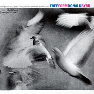 Free Form (Donald Byrd album) - Image: Donald Byrd Free Form