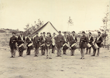 Pennsylvania in the american civil war wikipedia drum corps of the 1st regiment pennsylvania reserve volunteer corps publicscrutiny Images
