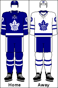 timeless design a6d36 69101 Toronto Maple Leafs - Wikipedia